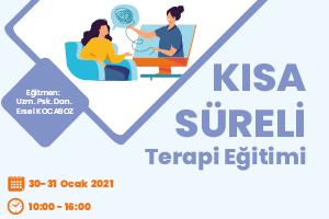 Kısa Süreli Çözüm Odaklı Terapi Eğitimi