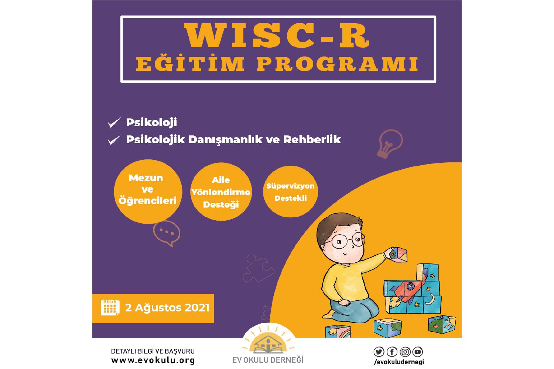 WISC-R Wechsler Çocuklar İçin Zekâ Ölçeğİ Programı