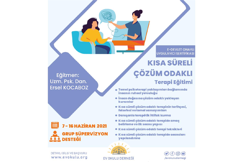 Kısa Süreli Çözüm Odaklı Terapi Programı ( Kim )