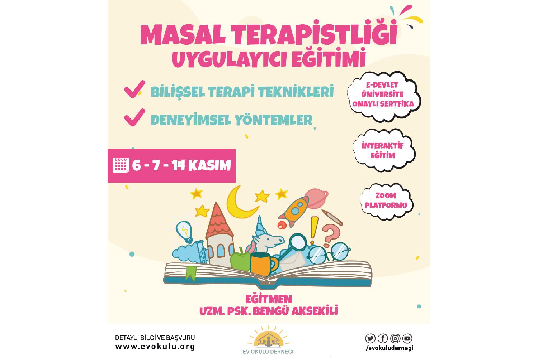 Masal Terapistliği Uygulayıcı Programı