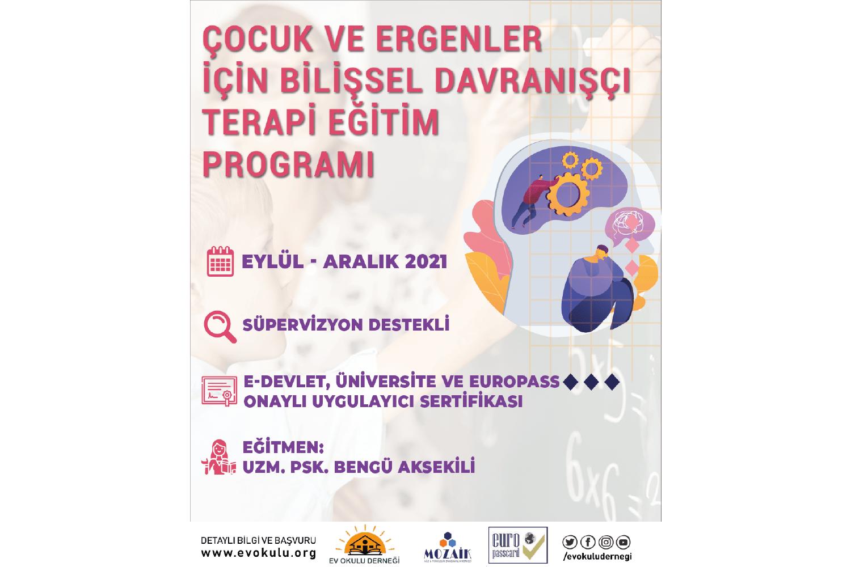 Çocuk ve Ergenlerde Bilişsel Davranışçı Terapi Programı