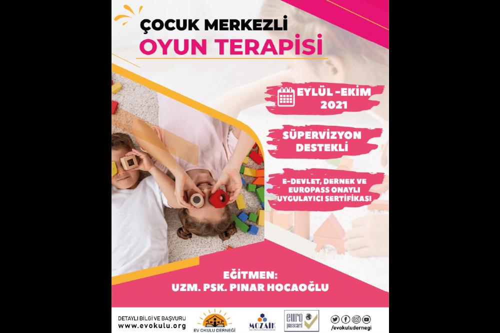 Çocuk Merkezli Oyun Terapisi Programı - Europass Ayrıcalıklı