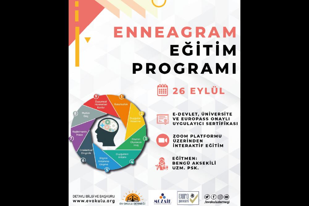 Enneagram Eğitim Programı - Europass Kart Ayrıcalıklı