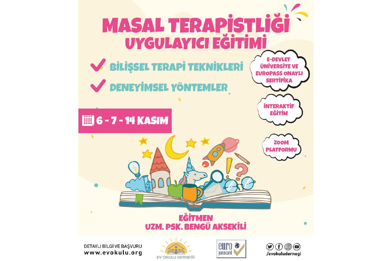 Masal Terapistliği Uygulayıcı Programı - Europass Kart Ayrıcalıklı
