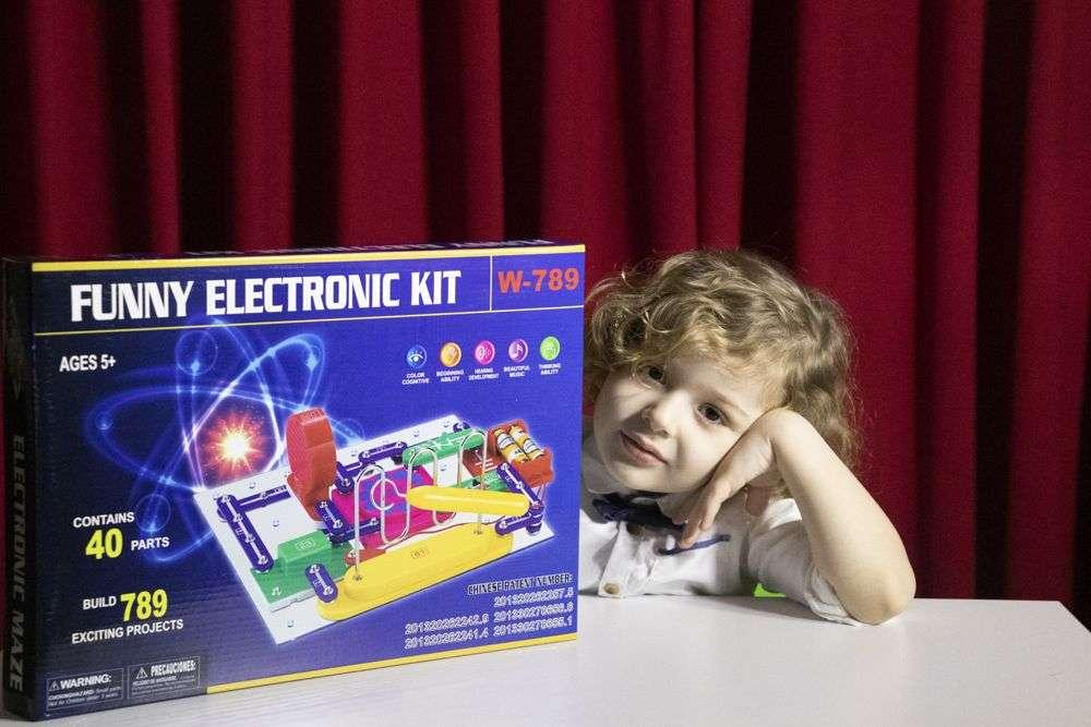 Funny Electronic Kit