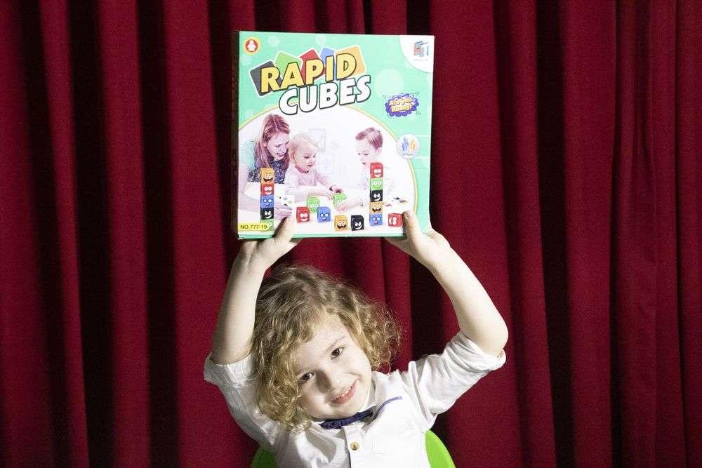 Rapid Cubes