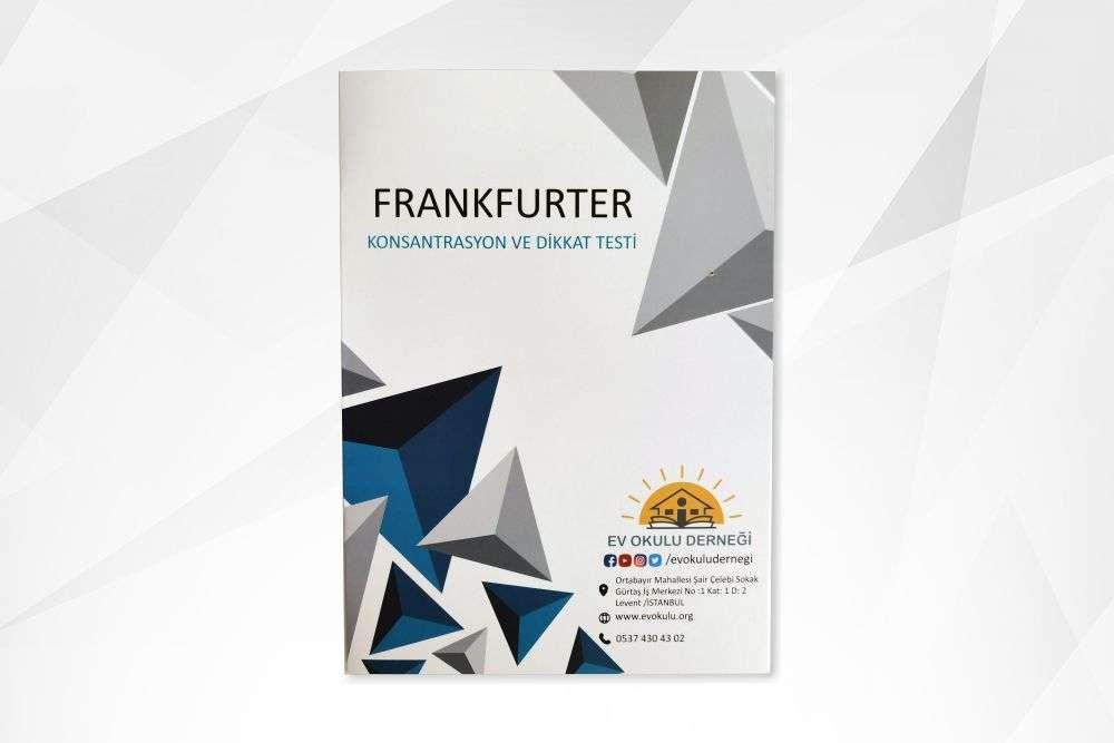 Frankfurter Konsantrasyon ve Dikkat Testi Materyali