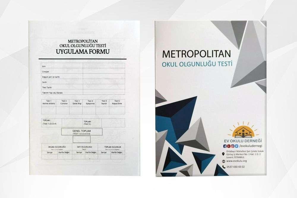 Metropolitan Okul Olgunluğu Testi Materyali
