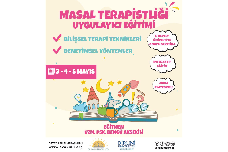 Masal Terapistliği Uygulayıcı Programı Mayıs 2021