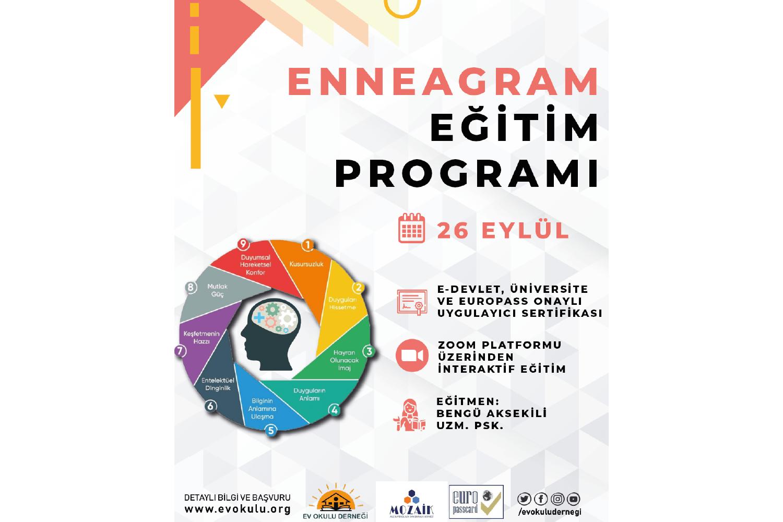 Enneagram Eğitim Programı