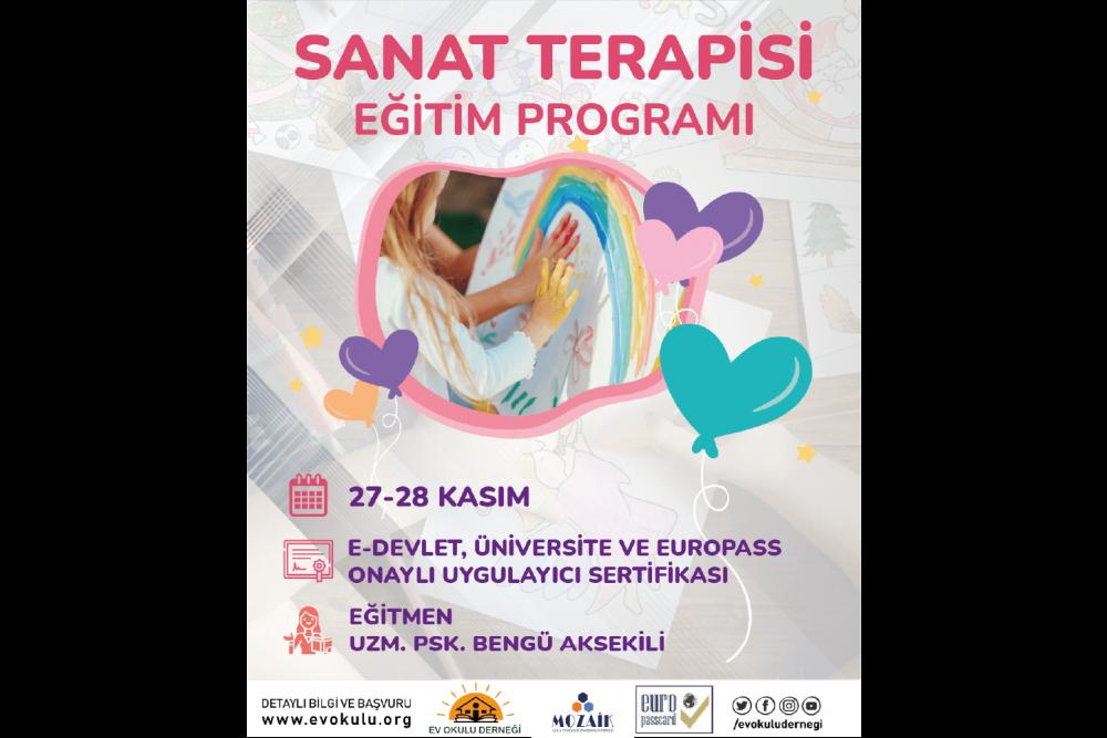Sanat Terapisi Programı - Europass Ayrıcalıklı